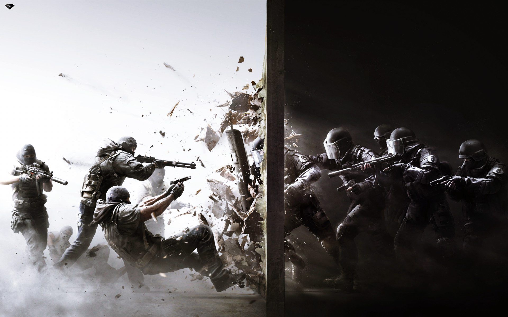 Tom Clancy Rainbow Six Siege Is Beyond Epic As Real As It Gets