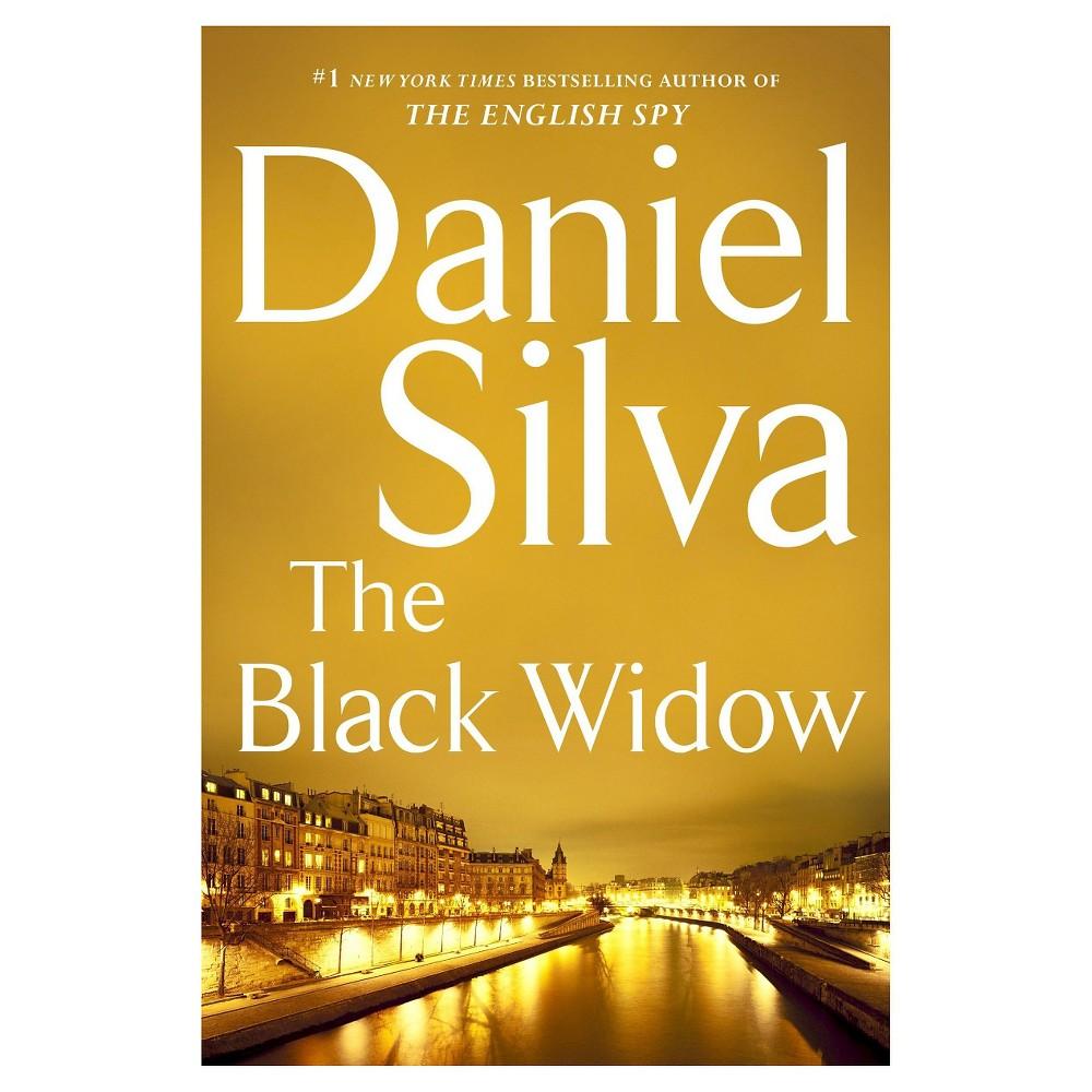 The Black Widow Gabriel Allon) (Hardcover) by Daniel Silva