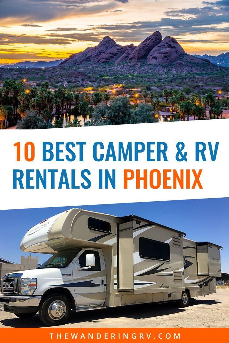 10 Best Camper & RV Rentals in Phoenix, AZ Rv rental