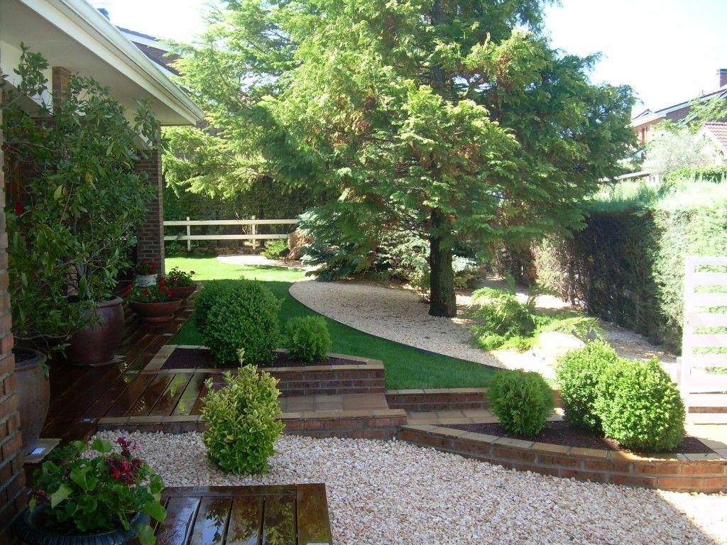 Jardines verdes jardines jardines jardines modernos y - Diseno jardines modernos ...