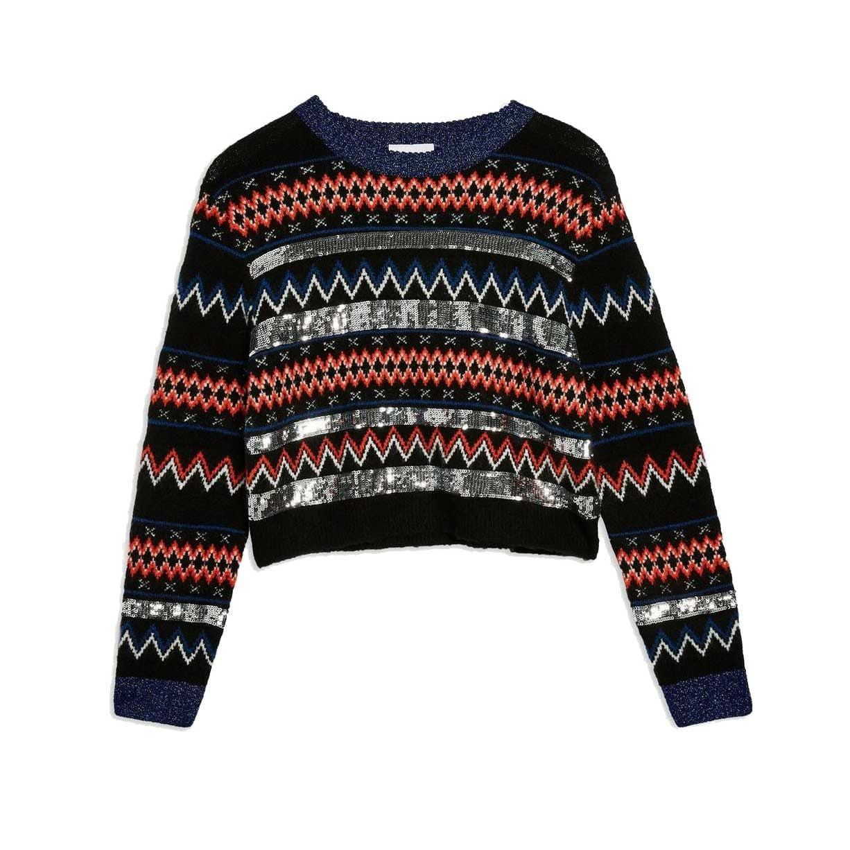 38 chic knits to wear for Christmas Jumper Day tomorrow in