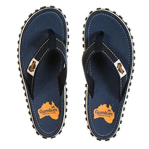 Gumbies Unisex Flip-Flop Sandals (13 US