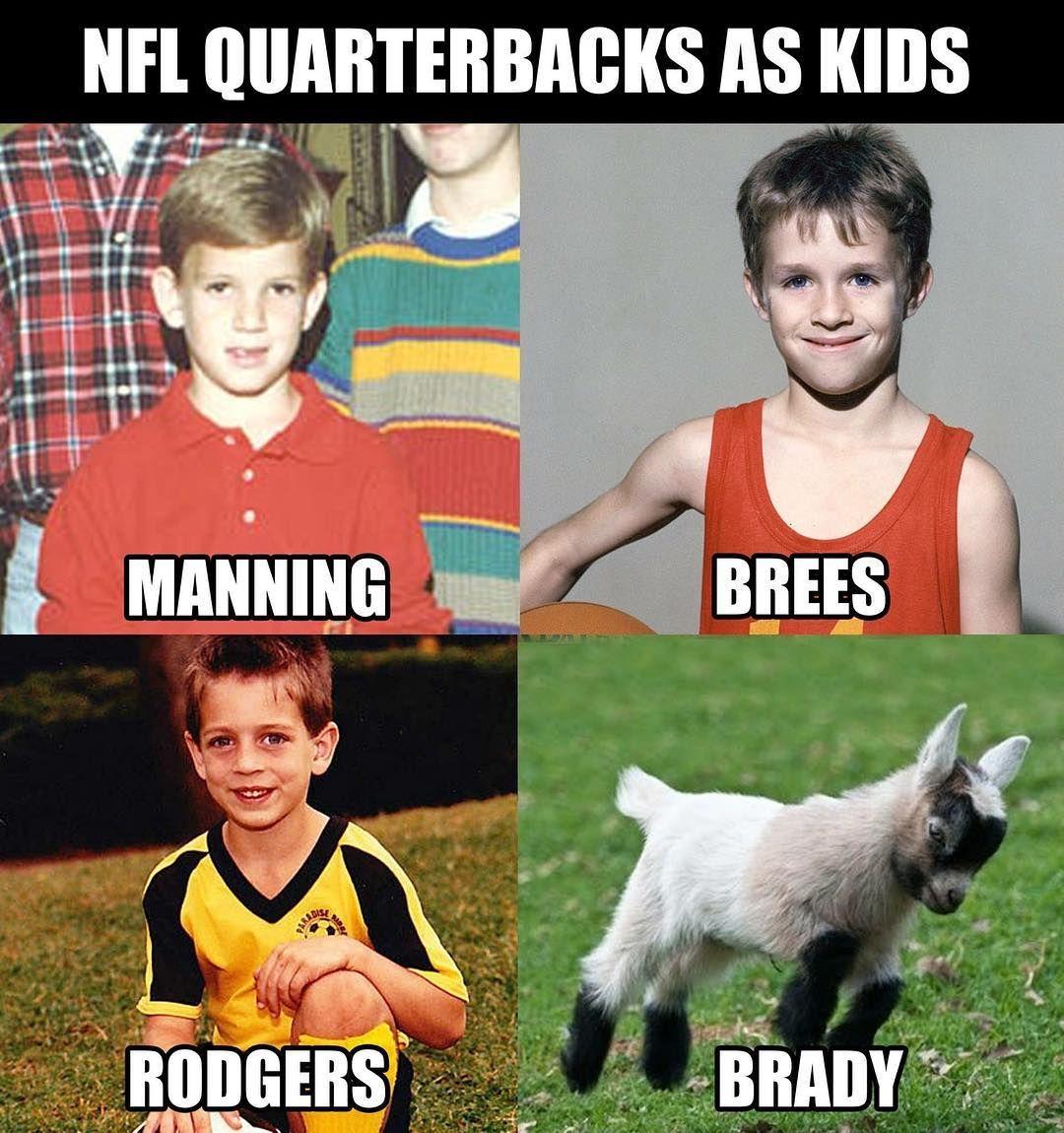 Hahaha The Goat Nfl Memes Funny Nfl Funny Funny Sports Memes