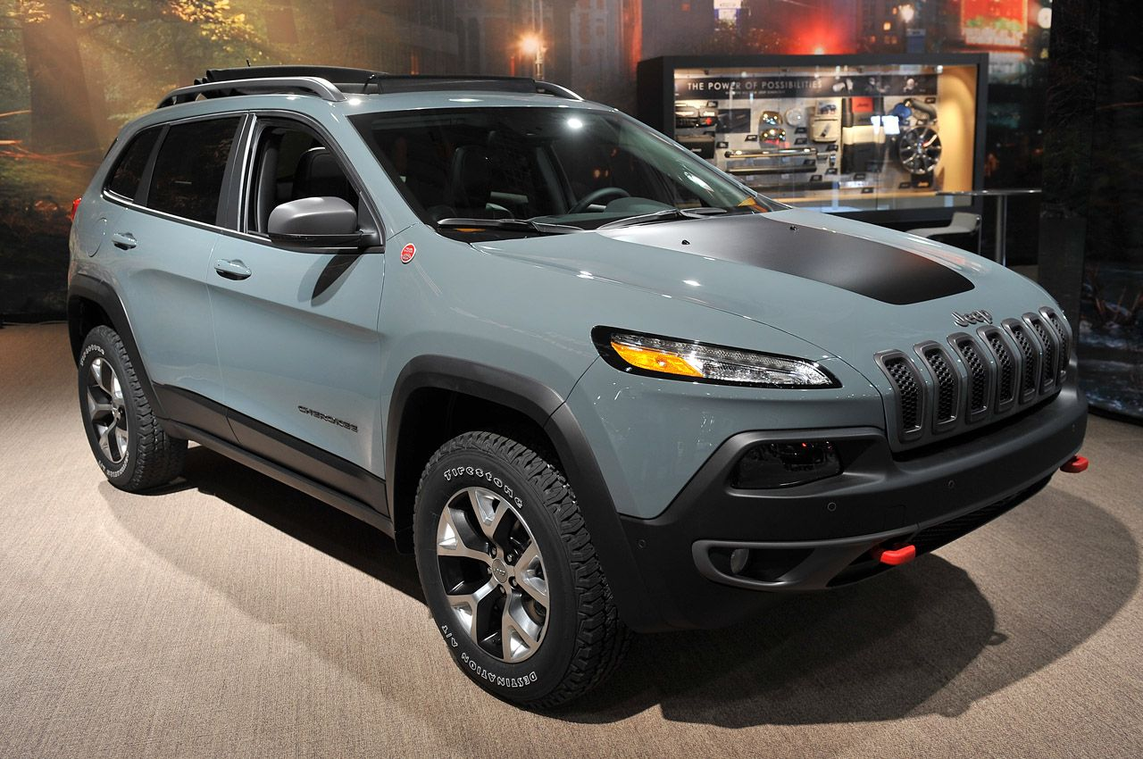 Jeep Cherokee Trailhawk Jeep Cherokee Trailhawk Jeep Cherokee