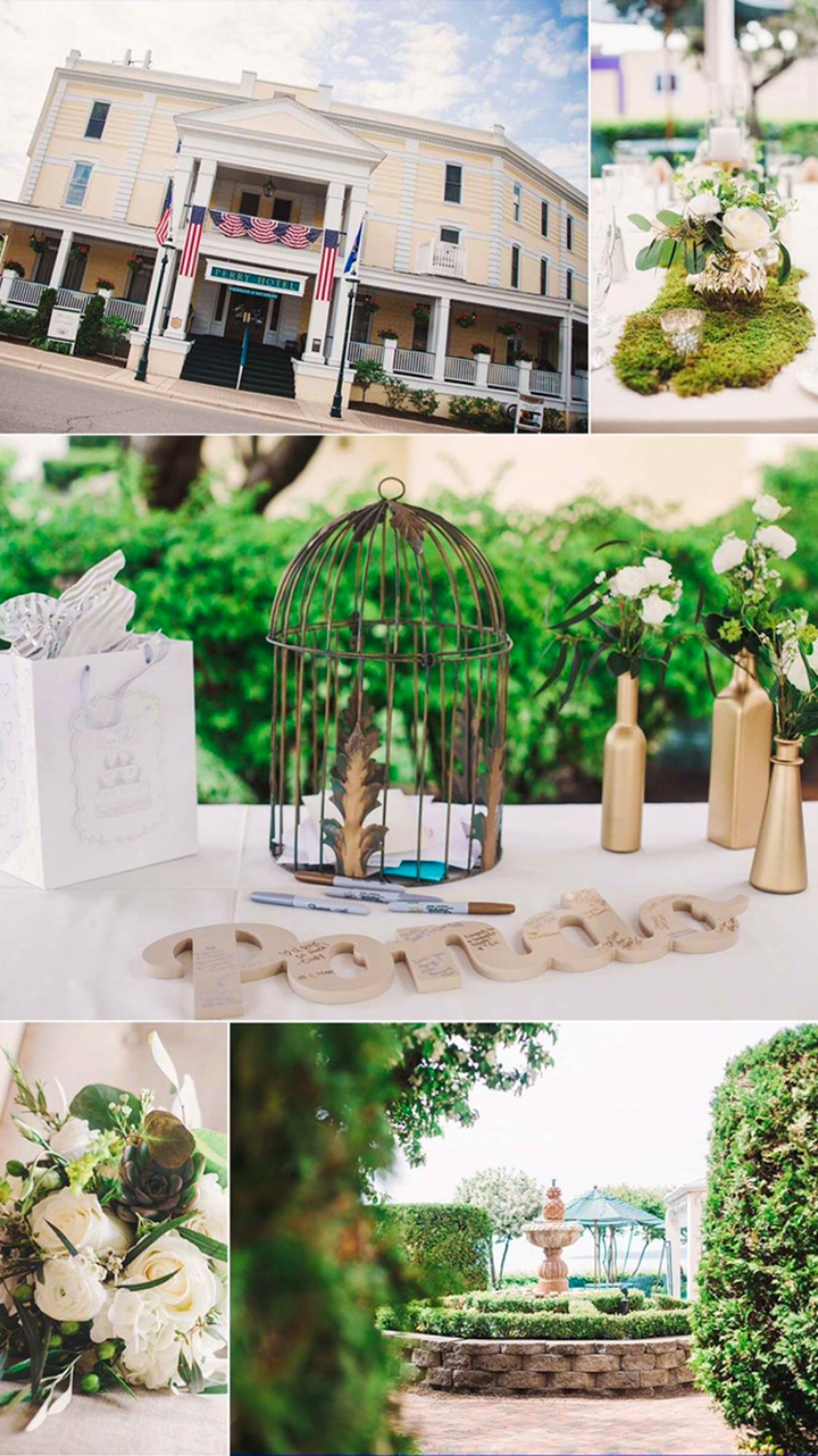 Homemade wedding decoration ideas  Browse Hundreds of Unique Wedding Decor Ideas u Get Inspired Custom