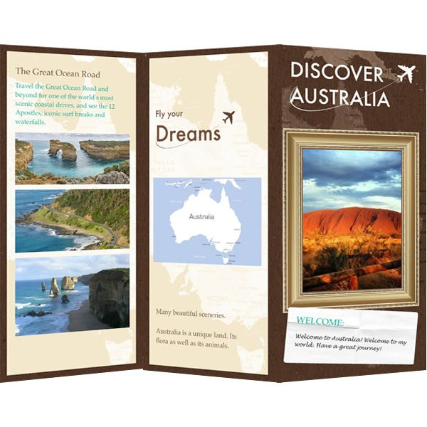 Brochure Templates Samples Brochure Maker Publisher Plus - Brochure templates maker