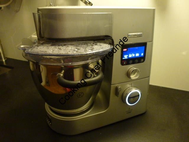 Kenwood Cooking Chef Rezepte Pin Pinterest