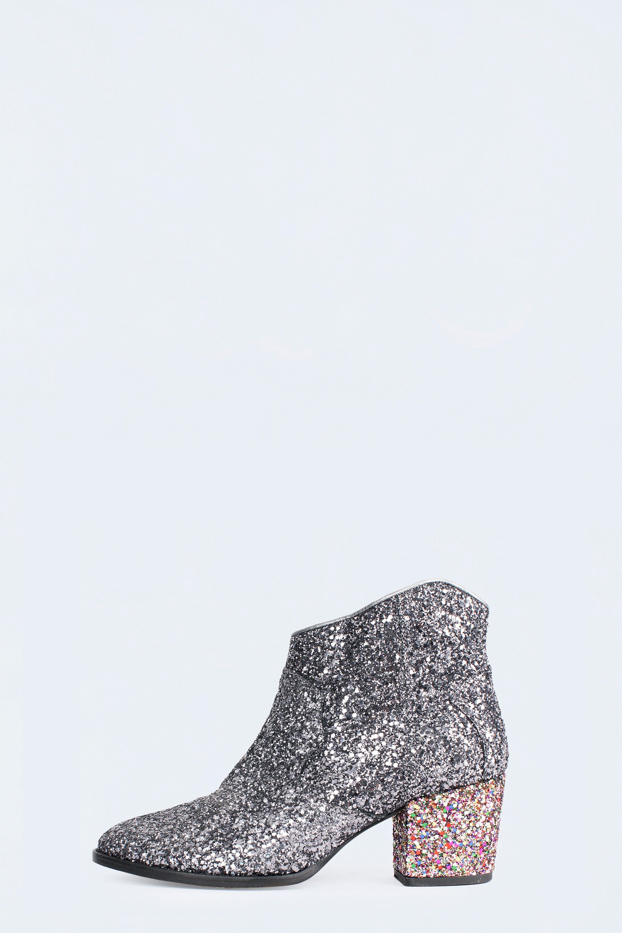 Zadig & Voltaire MOLLY HEEL - Ankle boots - gris FfaWUkE1