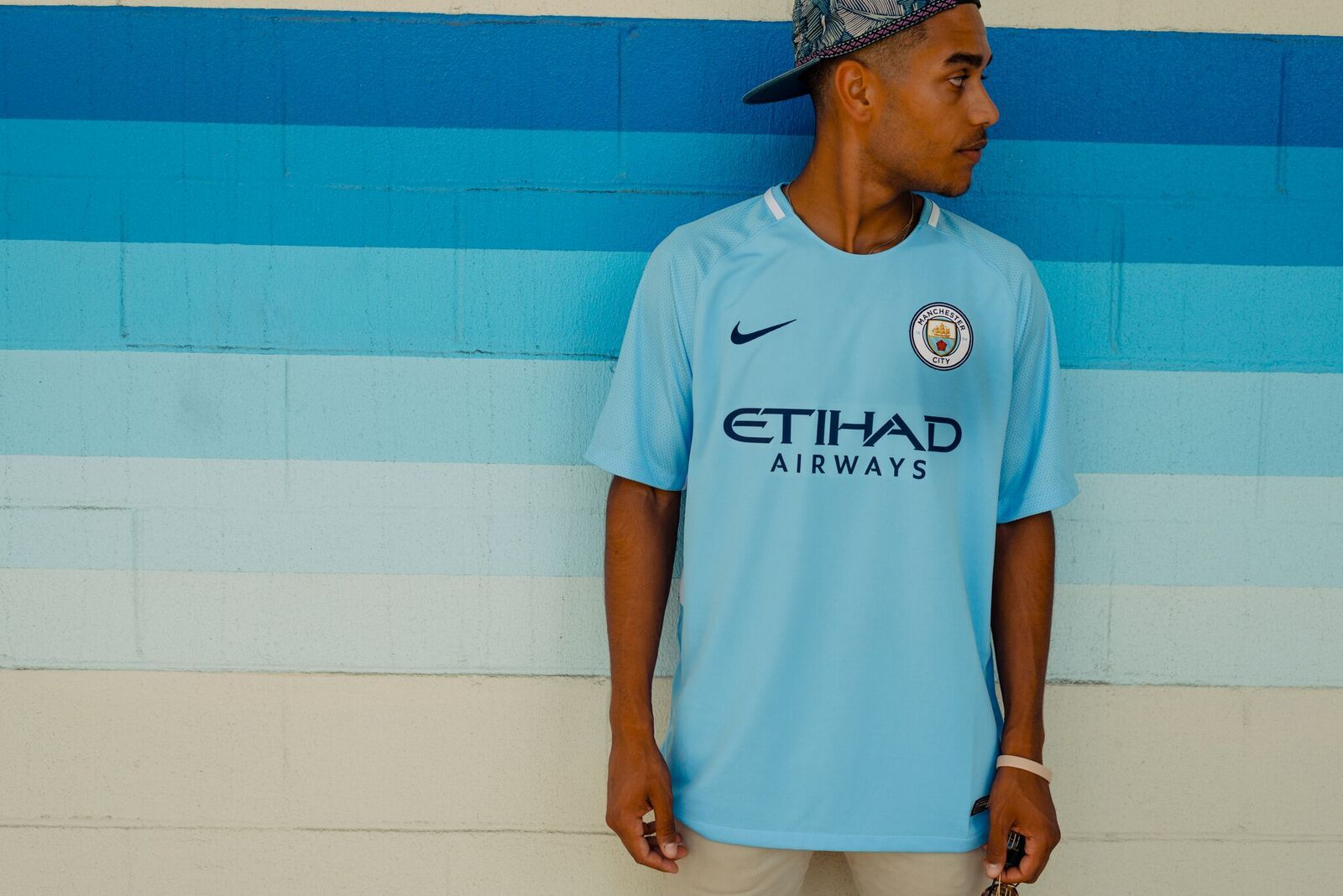 Manchester City gear at WorldSoccerShop.com | World soccer shop, Manchester  city, Soccer shop