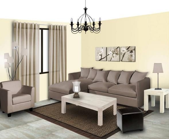 salas modernas muebles para salas decoracion de interiores ...