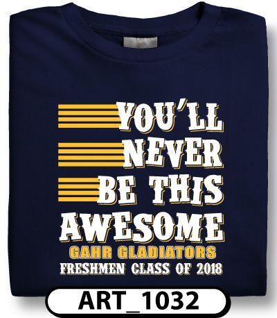 Design Custom High School T-Shirts Online by Spiritwear | Spirit ...