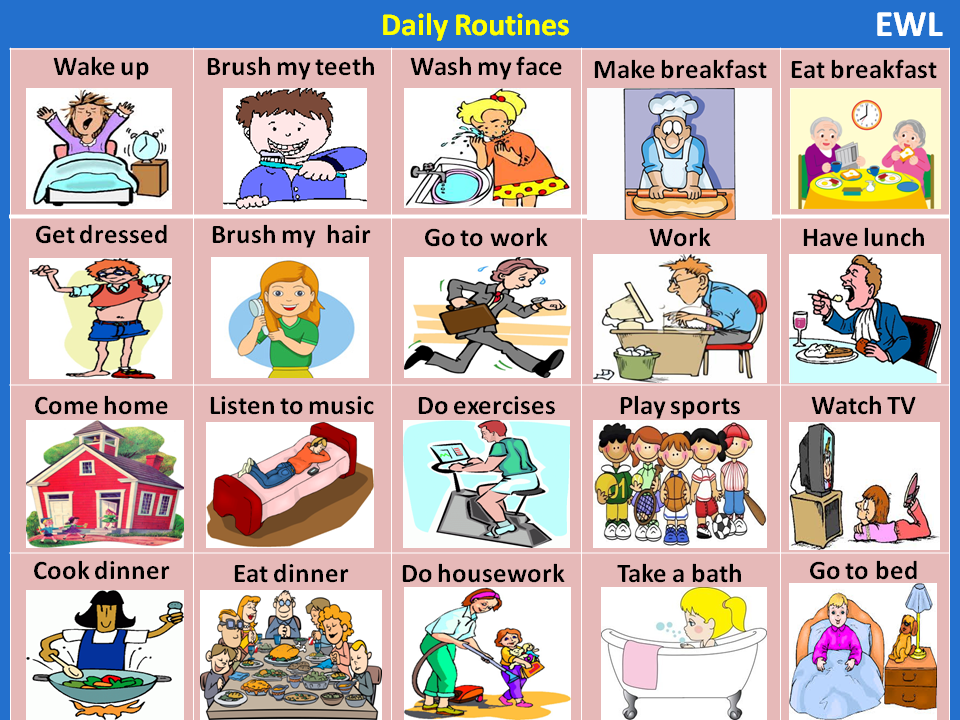 childs daily activities - 960×720