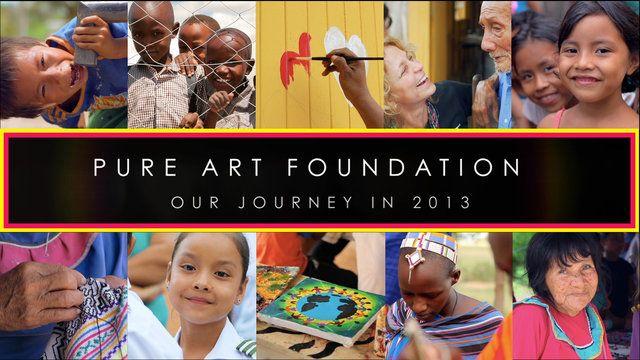 Vidéo de la Fondation Pure Art 2013