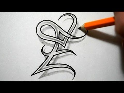 Brush lettering lowercase e with tombow dual brush pen youtube