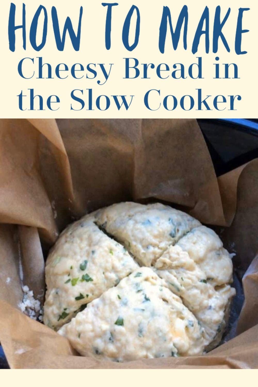 Photo of Slow Cooker Mozzarella Bread
