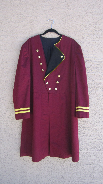 Tower of Terror Bell Hop Uniform