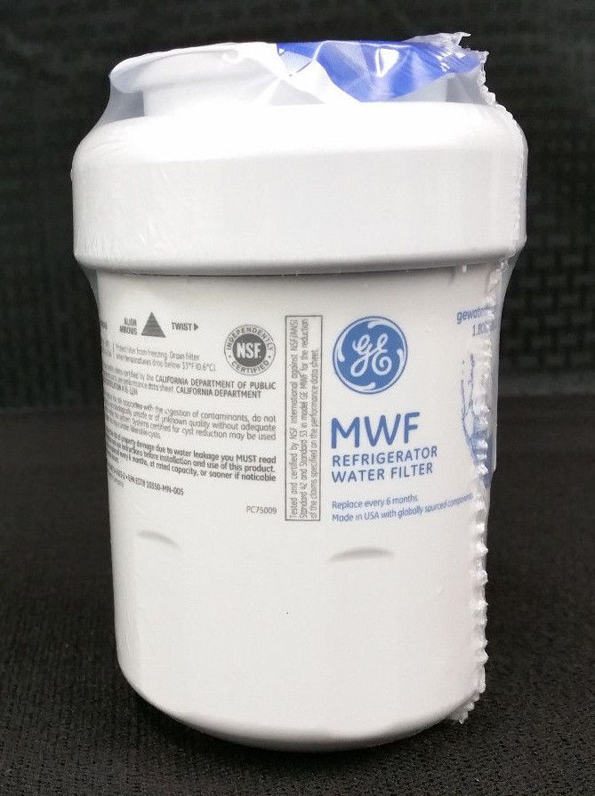 General Electric Brand Mwf Replacement Refrigerator Water Filter Refrigerator Water Filter Water Filter Refrigerator Sale
