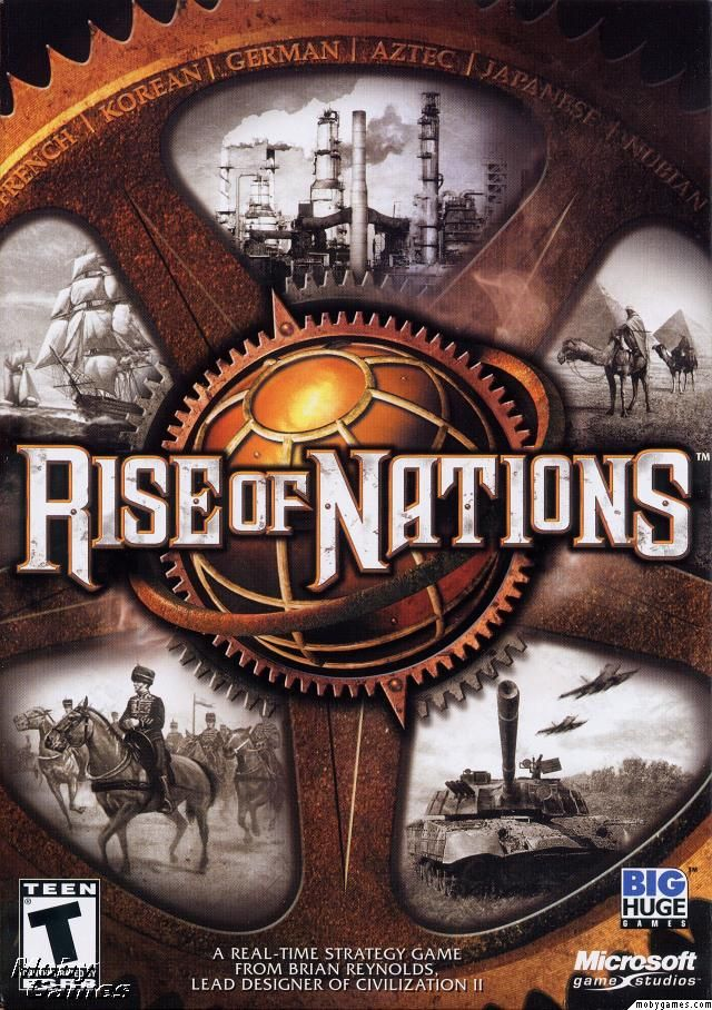 Rise of Nations box art Free pc games, Games, Free games