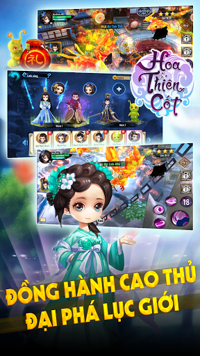 Alo Xinh Cuộc Sống Đẹp Xinh: Tải game Hoa Thiên Cốt cho điện thoại MIỄN