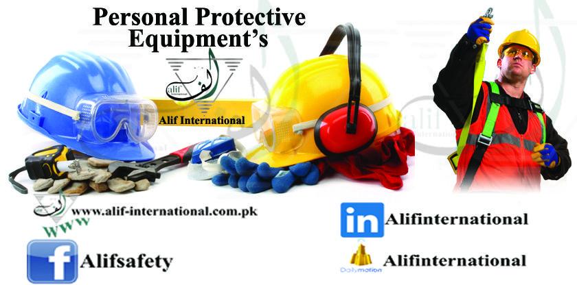 AllSafe Safety Equipment's Alif International www.alif