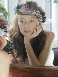アンドフラワー(andflower) シックカラーの花冠