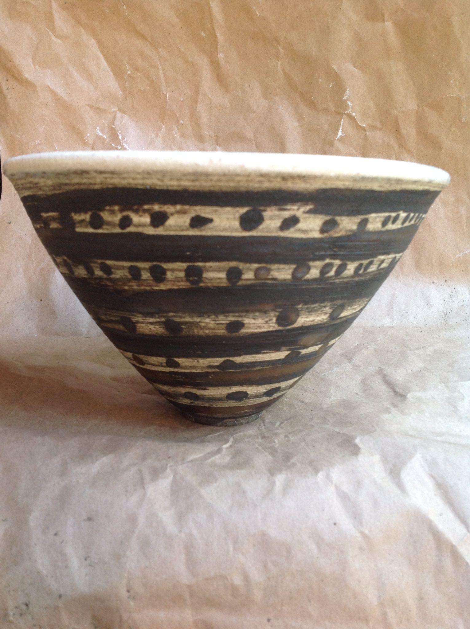 Ceramic bowl Lissa jeannot