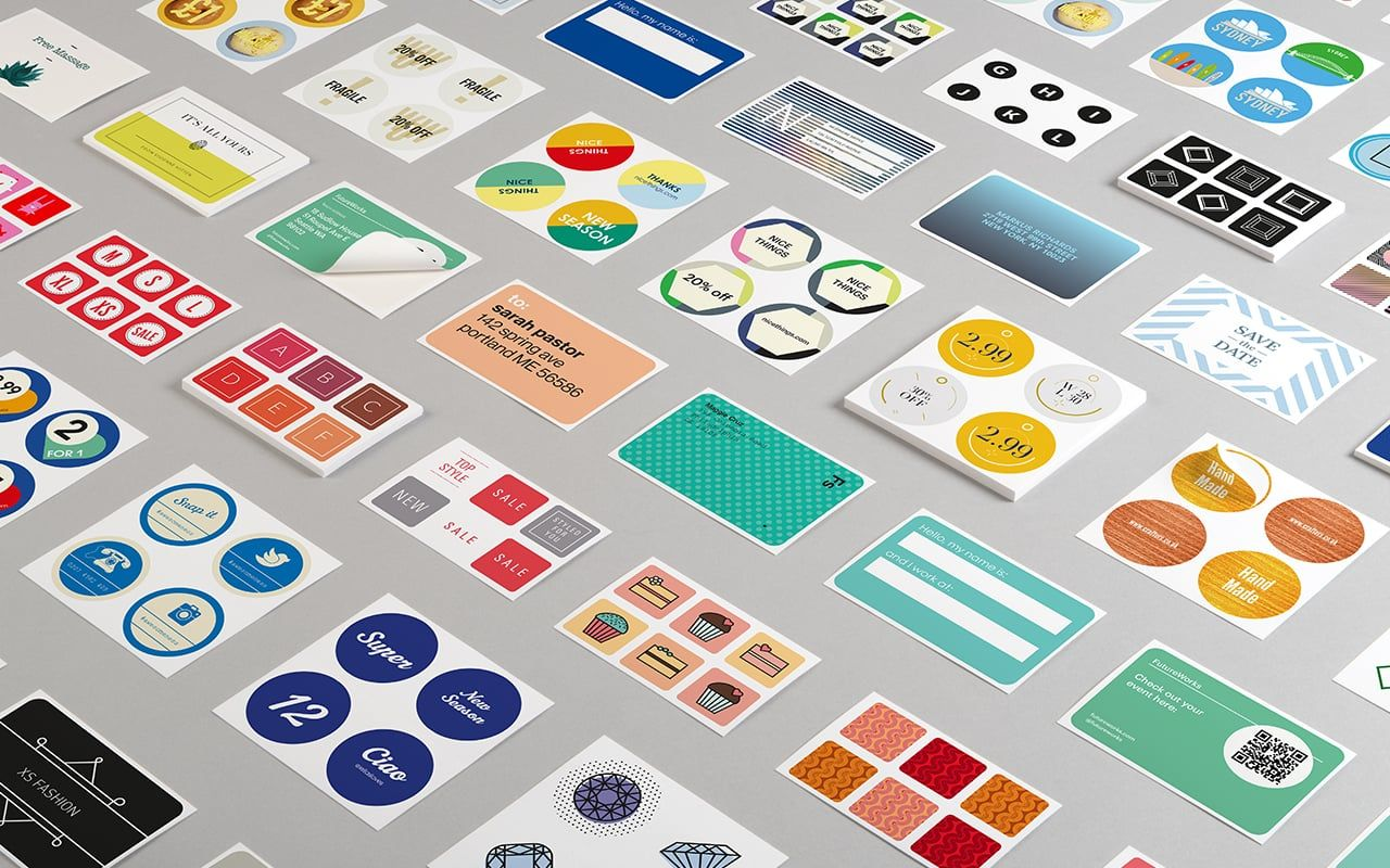Custom stickers make your own personalized stickers moo us