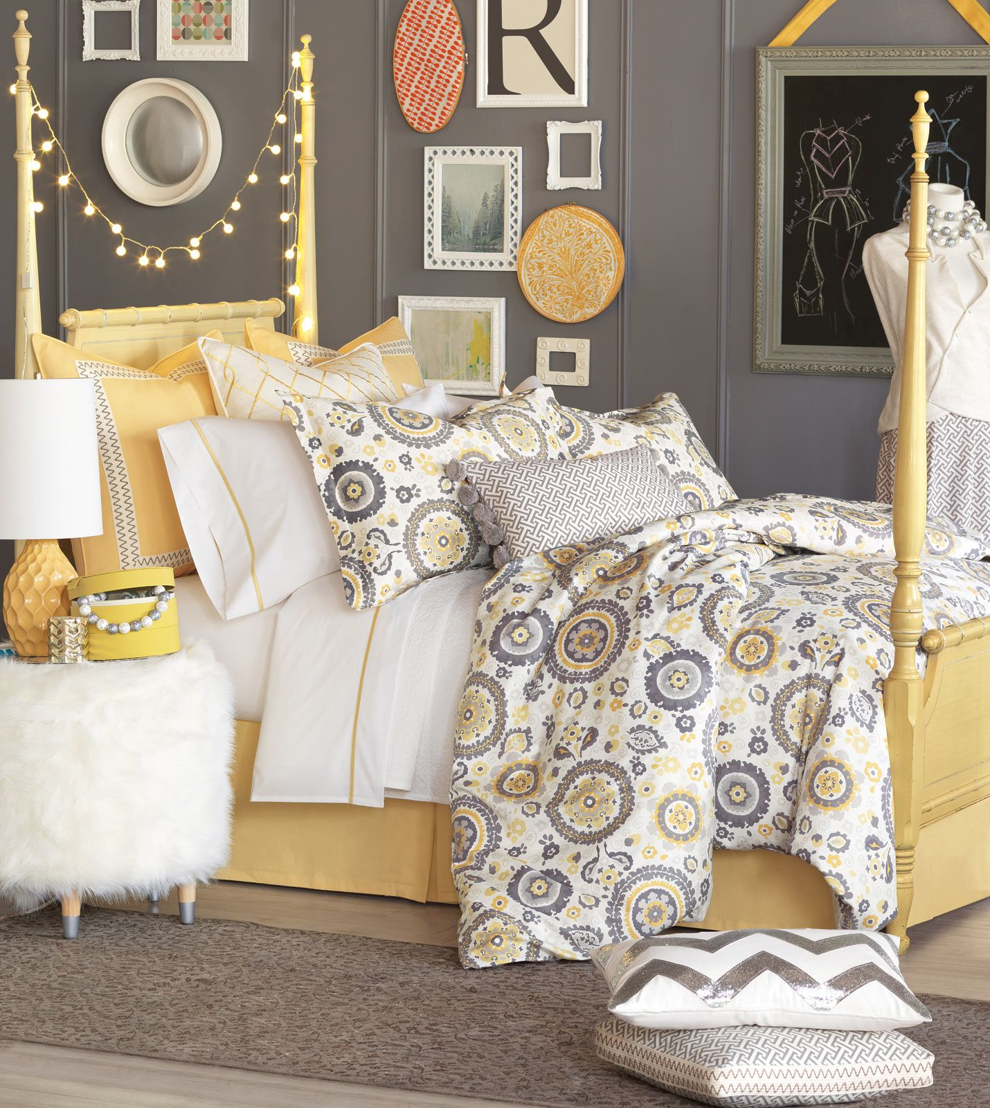 Luxury Bedding by Eastern Accents Epic Girls Collection