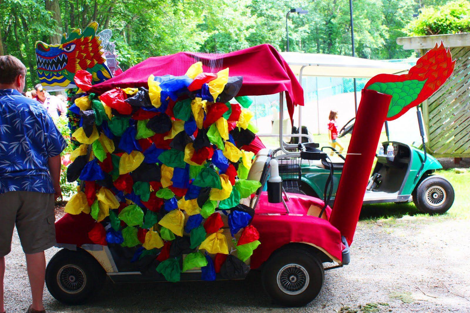 Golf Cart Parade On Pinterest Golf Carts Boats And