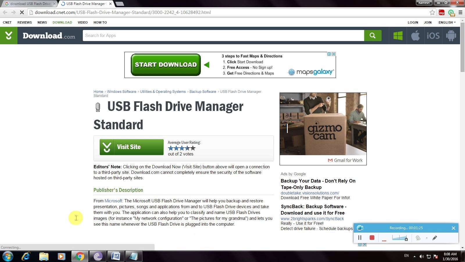How to download music to a USB flash drive 27