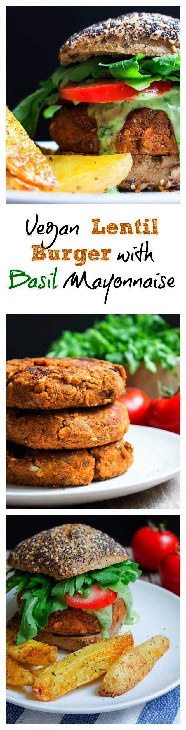 with basil mayonnaise, arugula, and tomatoes is not only super yummy but also healthy. Fast food at