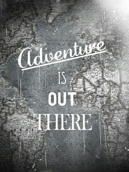 Adventure is out there! #Up