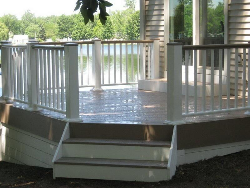 Best Great And Strong Azek Decking Reviews Deck Railing 400 x 300
