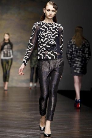 Michael Van Der Ham - Fall/Winter 2013 Ready-to-Wear