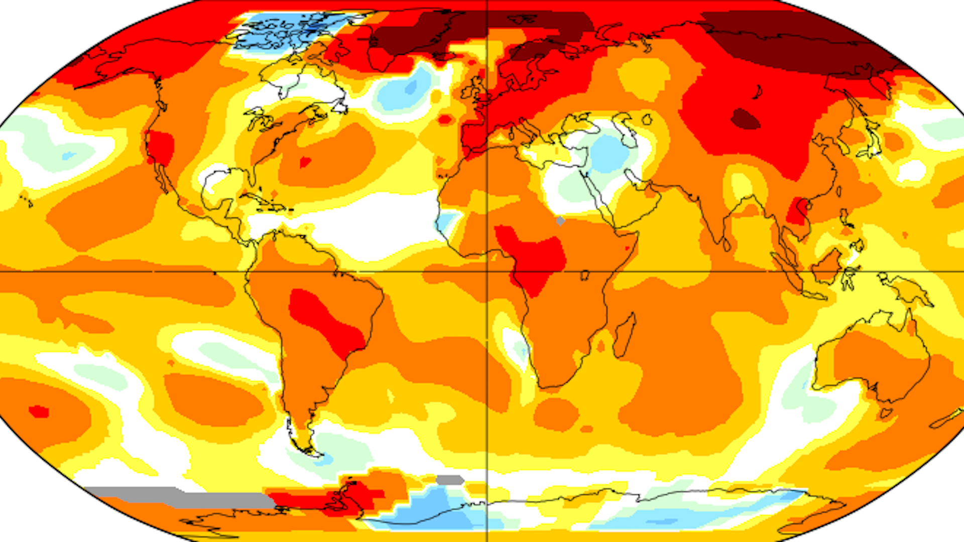 Earth just had its secondhottest April on record. The