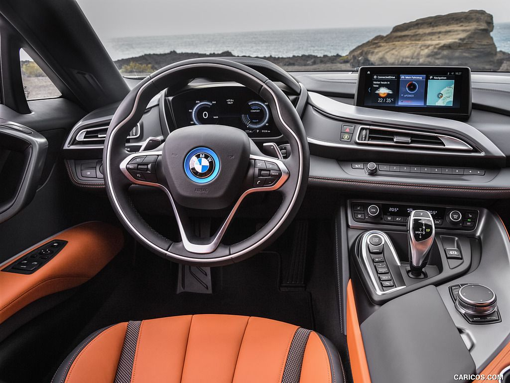 2019 Bmw I8 Roadster And Coupe Wallpaper About Cars Bmw