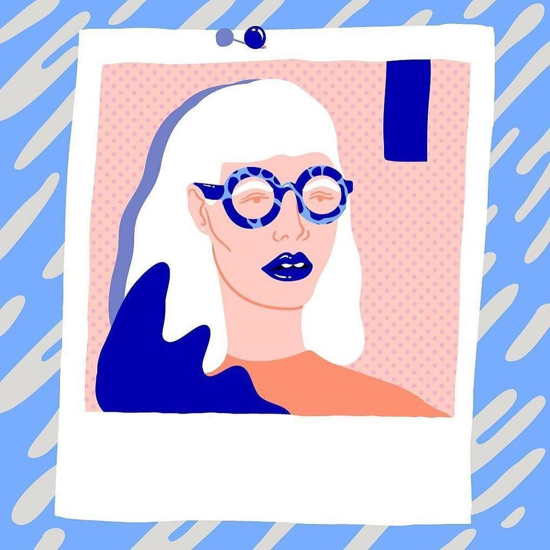 meanmailloves the style and colours of illustrator @joelburden found ...