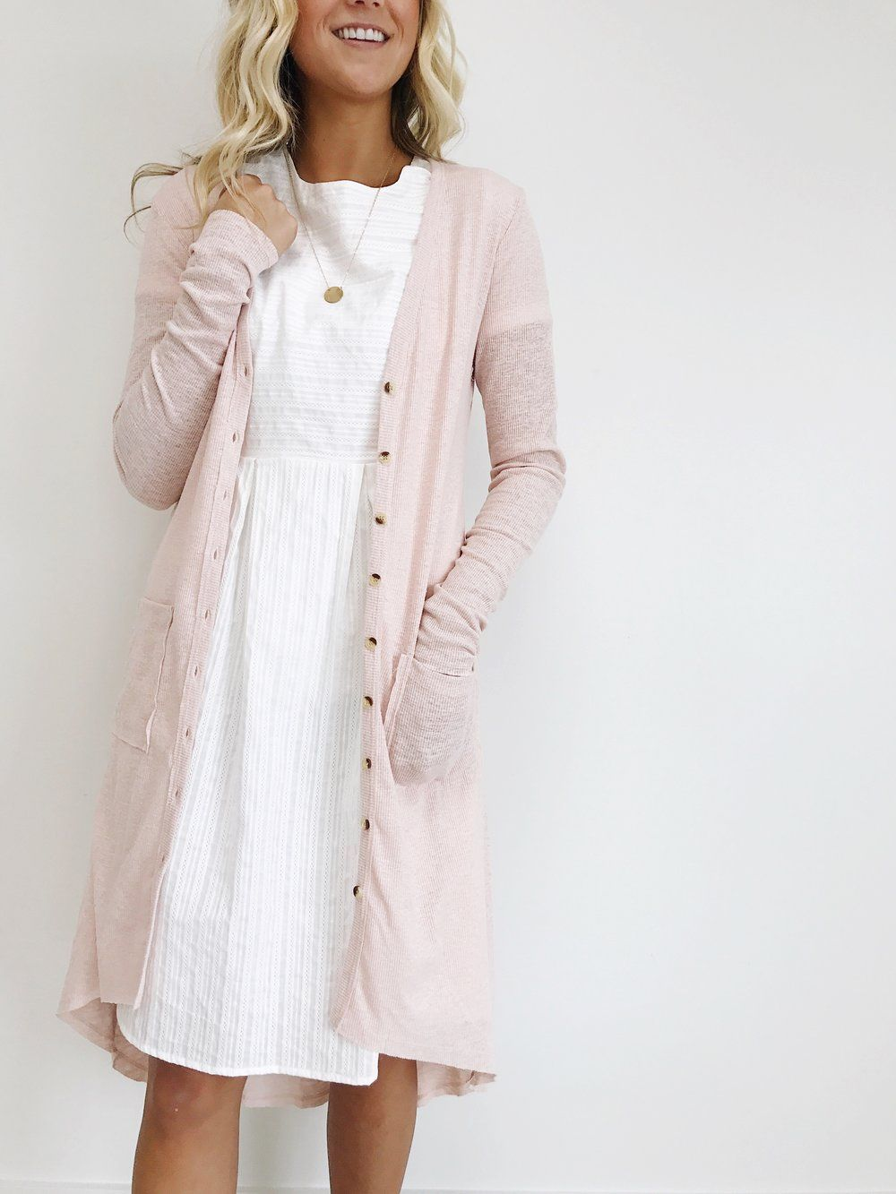 clothing light mesi pink oversized wool cardigan lyst in acne sweater studios