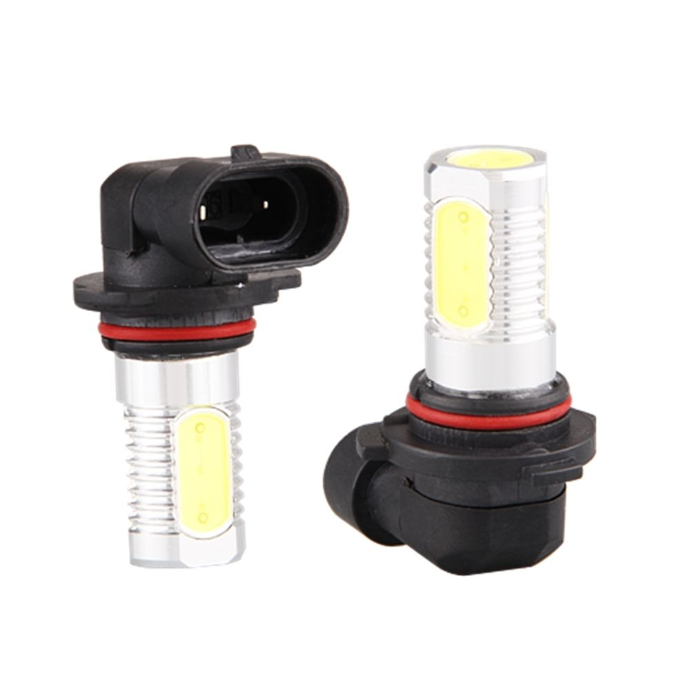 $10.42 (Buy here: http://appdeal.ru/5quv ) Qook 2pcs HB4 9006 White SMD LED Auto Car Fog Light Lamp Bulb High Power 6W for just $10.42