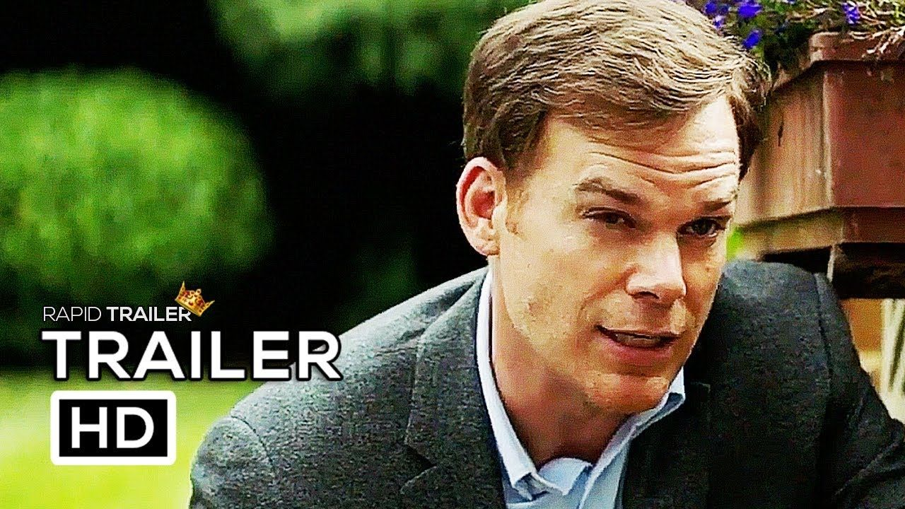 SAFE Official Trailer (2018) Michael C. Hall Netflix