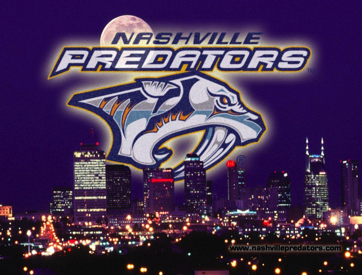 Nashville Predators Wallpaper 1