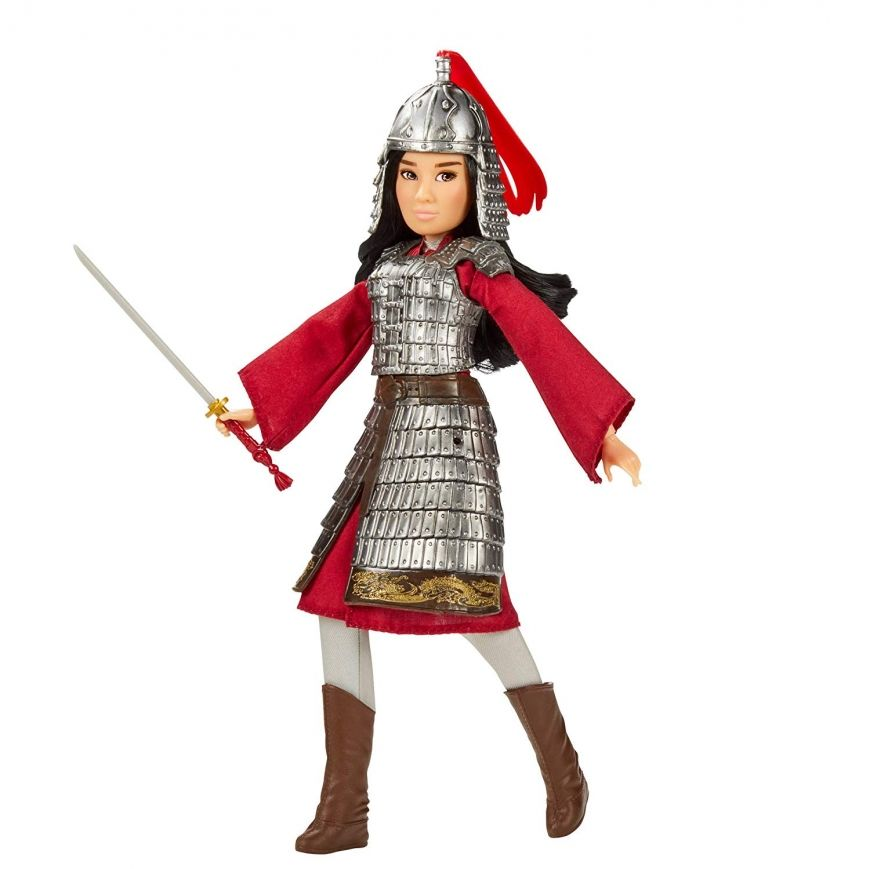 Mulan 2020 Dolls Mulan And Xianniang Dolls In 2020 Mulan Warrior Outfit Mulan Movie