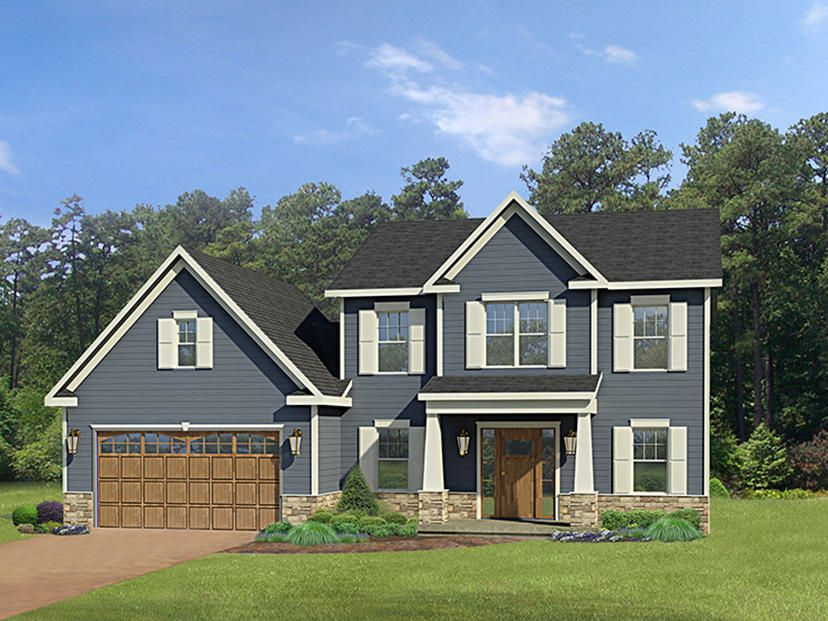 Four great new house plans under 2000 sq ft craftsman