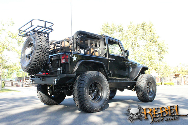 Top Four Modding Tips To Avoid Breaking The Bank Black Jeep
