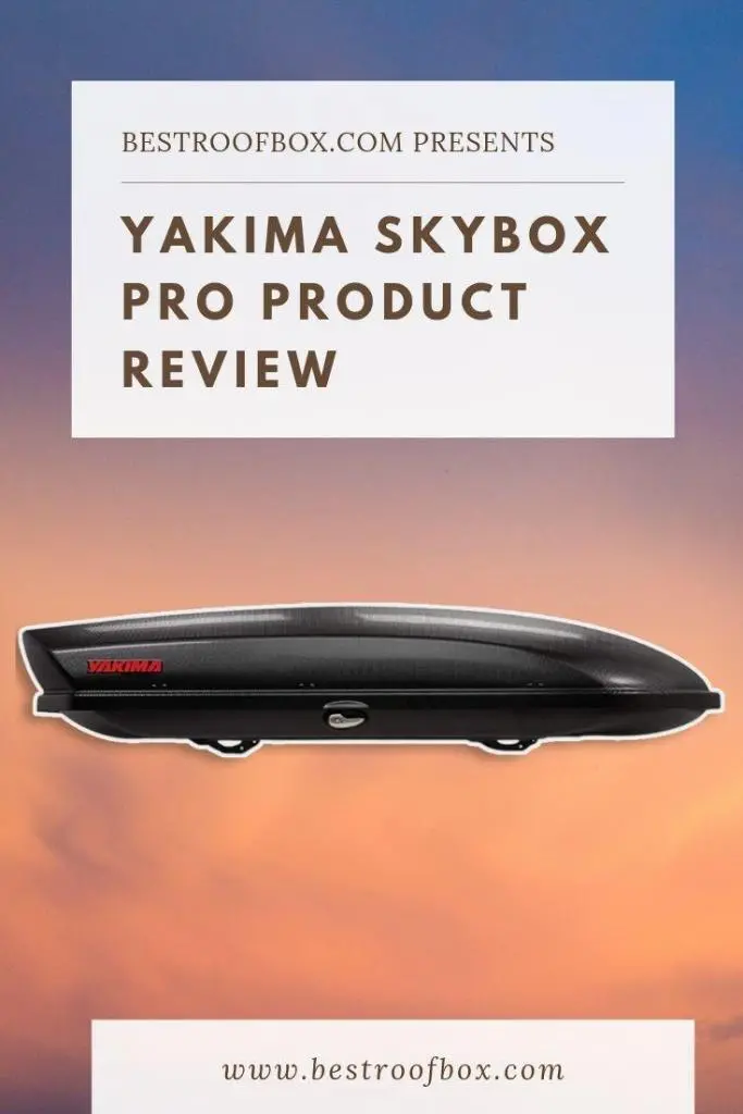 Pin On Roof Cargo Box Buyers Guides