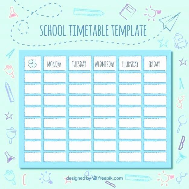 Cute Class Schedule Maker Beautiful Cute Class Schedule Template Class Schedule Template School Schedule Class Schedule