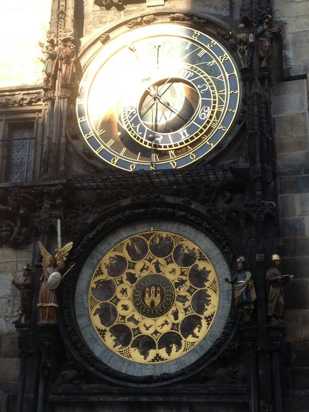 The Astronomical Clock