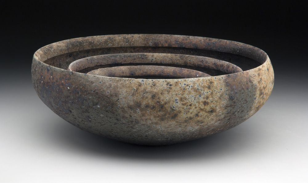 wood fired pottery bowls - Google Search