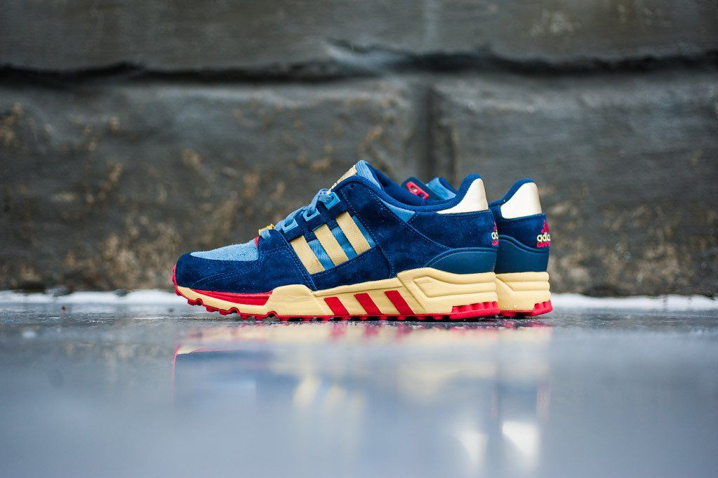on sale ce69b 95c47 Packer Shoes x adidas EQT Running Support 93