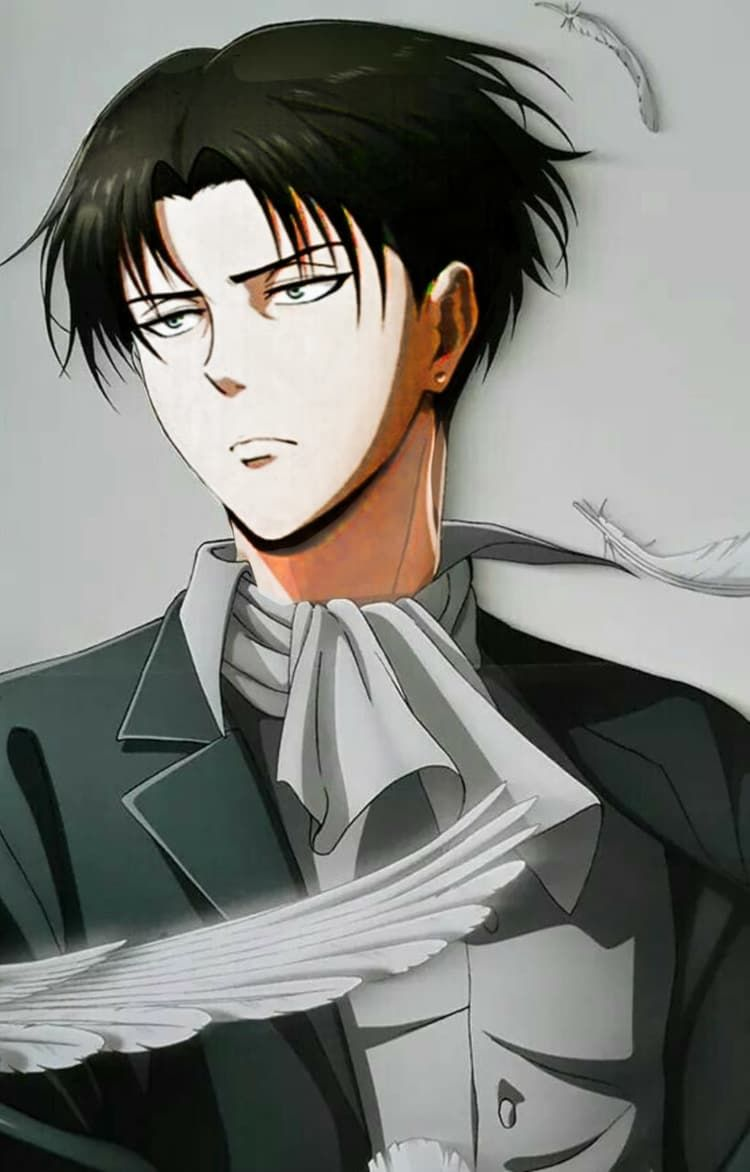 Image Shared By Stars Find Images And Videos About Levi Ackerman And Skn On We Heart It The A Attack On Titan Levi Levi Ackerman Attack On Titan Anime
